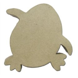 Paper Mache Penguin Shape Box By Craft Pedlars