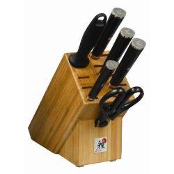 Miyabi Kaizen 7-Piece Block Knife Set