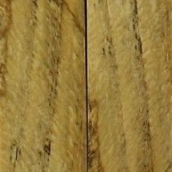 "Oak Tiger Spalted/Stabilized 2 Pc Knife Scales 3/8"" X 1 1/2"" X 5"" 27"