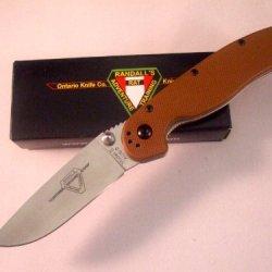 Ontario Knife Rat Ii Folder Aus-8 Blade 8860Cb