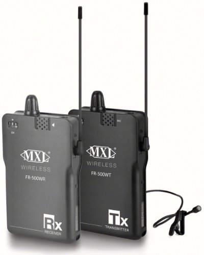 MXL MicsFR-500WK Professional Portable Wireless Audio System