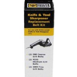 Assorted Belt Kit For Work Sharp Blade Sharpener