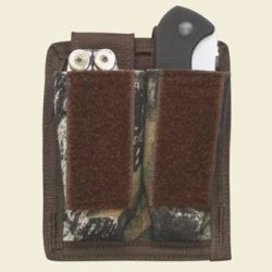 Texas Hunt Co Knife And Tool Utility Pouch, Amw American Walnut 200220215