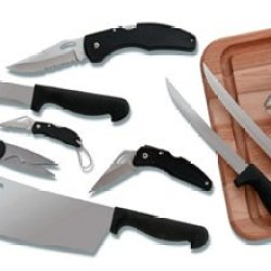 Sportsman'S Collection By Maxam®8Pc Outdoor Set