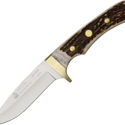 Puma Fox Sgb Fixed - Blade Stag Knife