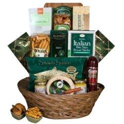 Lifes Finer Things Gourmet Gift Basket