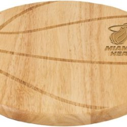 Nba Miami Heat Free Throw 12 1/2-Inch Cutting Board