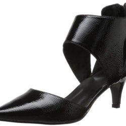 Kelsi Dagger Women'S Deede Dress Pump,Black Patent,8.5 M Us