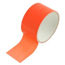 Neon Orange Duct Tape - 10 Yds - Add A Little Color - Great For Arts And Crafts