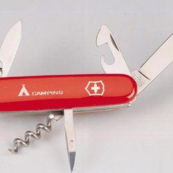 Swiss Army Camper 3-1/2 ""