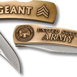 Us Army Sergeant Small Lockback Knife