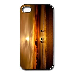 Art Spigen Riders Beach Mobile Phone 4 Cover