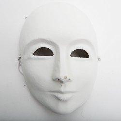 Man Paper Mache Mask
