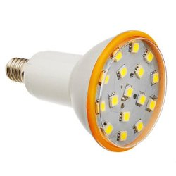 6 W E14 X5050Smd 25 450-500 Lm 6000 K Cold White Led Bulb Sizes (200-240 - V)
