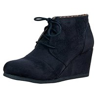 Best Wedge Ankle Boots for Winter 2015