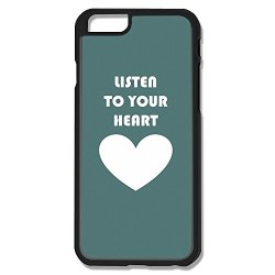 Listen Heart Pc Funny Case For Iphone 6