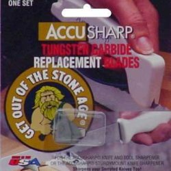 Accusharp Replacement Blades (Set Of 4)