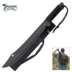Tomahawk Full Tang Ninja Machete & Sheath