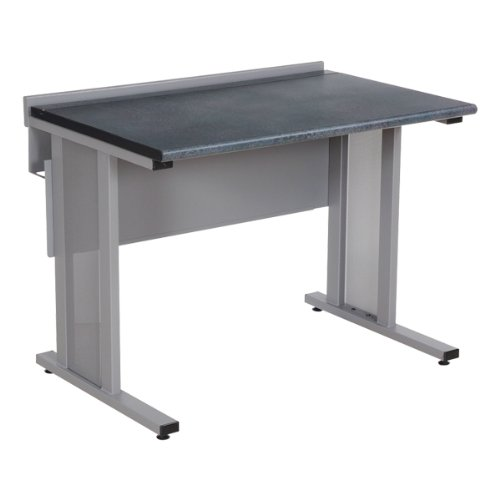 Picture of Comfortable Spectrum Industries Evolution Computer Desk - Fixed Height (24