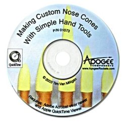 Making Custom Nose Cones Cd