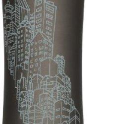 Aladdin Twist & Sip Vacuum Water Bottle 16Oz, Cityscape