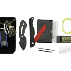 Tops Knives Ruk-16 Rural Urban Kit Survival Kit