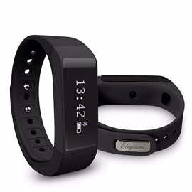 ELEGIANT-Wireless-Fitness-Pedometer-Tracker-Bluetooth-Sports-Bracelet-Activity-Tracker-with-Steps-Counter-Sleep-Monitoring-Calories-Track-for-Sports-Fitness-Gift