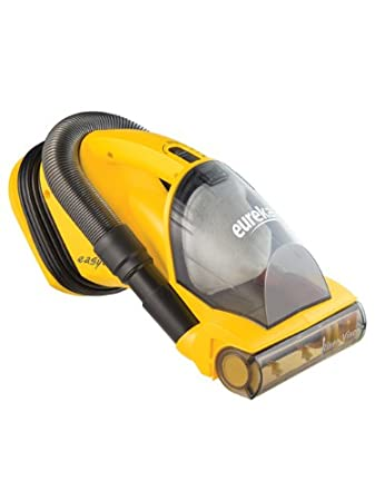 Eureka Hand-Held Vacuum Our vacuum of choice – a great compact vacuum cleaner with a lot of power! And it's under $40!