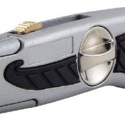 Sheffield Tools 12241 Twist Open Retractable Utility Knife