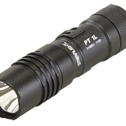 Streamlight 88030 Protac Tactical Flashlight 1L With White Led Includes 1 Cr123A Lithium Battery And Holster, Black