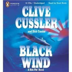 Black Wind: A Dirk Pitt Novel (Audio Cd)
