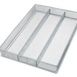 Ybm Home 1150 Three Part In-Drawer Utensil Organizer