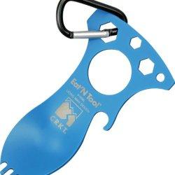 Columbia River Knife & Tool 9100Blc Crkt Eat'N Tool Blue I.D.