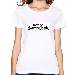 Durable Gonzo Journalist Womenst-Shirt