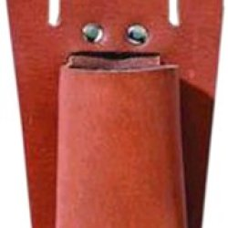 Genau Gear 5322 Leather All Purpose Standard Utility Knife Holder, Top Grain Leather