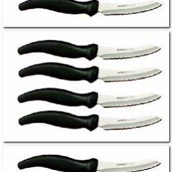Miracle Blade Twelve Steak Knives (12 Steak Knives)