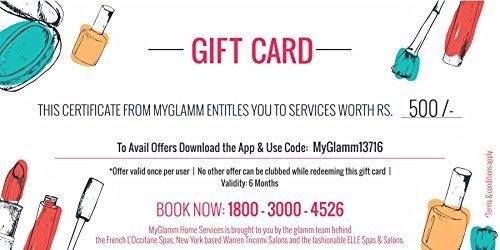 MyGlamm Gift Voucher