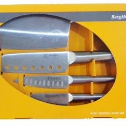 Berghoff 4 Piece Santoku Knife Set