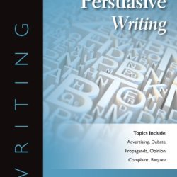 Persuasive Writing (Writing 4)
