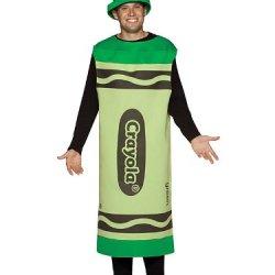 Crayon Green Adult (Standard)