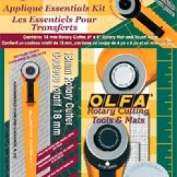 Olfa Applique Essentials Kit (Rty-4/Ae)