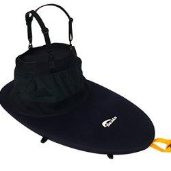 Seals Sea Sprite Spray Skirt, 2.2, Black