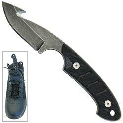 Deep Aversion Fixed Blade Tactical Covert Boot Knife