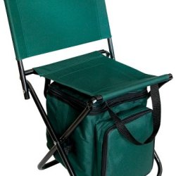 Monterey Foldable Picnic Chair, Cooler, And Personal Place Setting