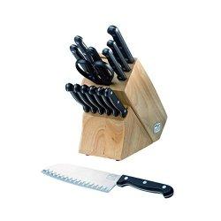 Chicago Cutlery Essentials 15-Piece Knife Set