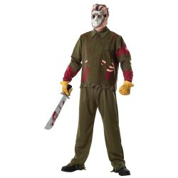 Deluxe Jason Costume - X-Large - Chest Size 44-46