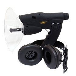 Uzi Uzi-Od-1 Observation Listening Device With 300-Foot Range And Noise Reduction, Black