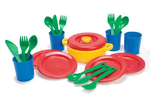 Toy Food And Dishes : Play dishes for kids let s eat