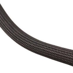 1/2 Inch X 100 Ft Clean Cut Fray Resistant Sleeving-2Pack