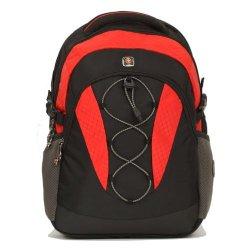 Ultimate Swissgear Norite Laptop/ Notebook Computer Backpack Red Black Nwt